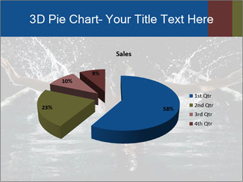 Swimming butterfly PowerPoint Templates - Slide 35