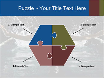 Swimming butterfly PowerPoint Templates - Slide 40