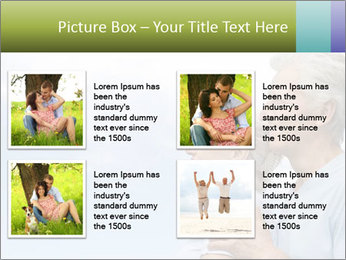 Old couple PowerPoint Template - Slide 14