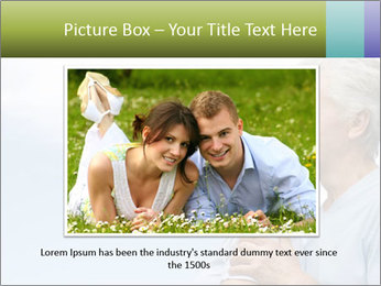 Old couple PowerPoint Template - Slide 16