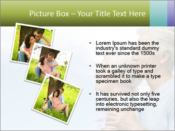 Old couple PowerPoint Template - Slide 17