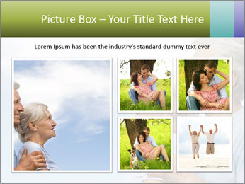 Old couple PowerPoint Template - Slide 19