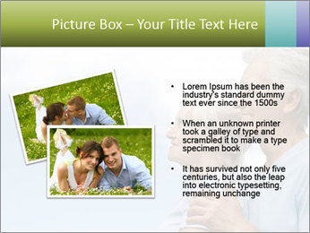 Old couple PowerPoint Template - Slide 20
