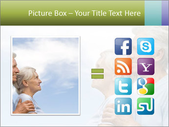 Old couple PowerPoint Template - Slide 21