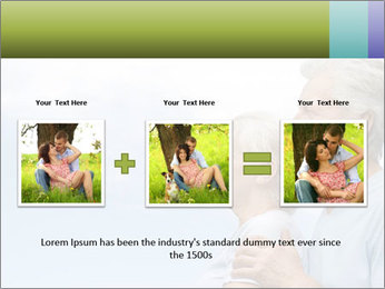 Old couple PowerPoint Template - Slide 22