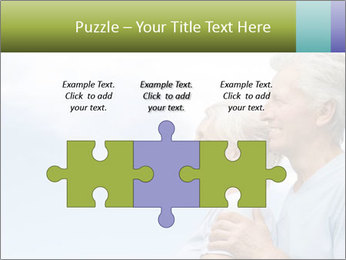 Old couple PowerPoint Template - Slide 42