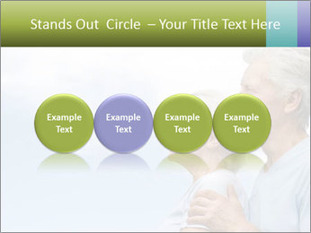 Old couple PowerPoint Template - Slide 76