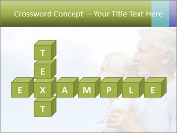 Old couple PowerPoint Template - Slide 82