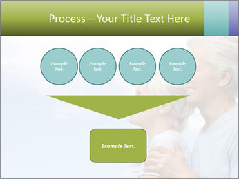 Old couple PowerPoint Template - Slide 93