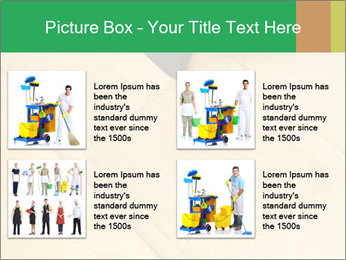 Professional cleaning PowerPoint Template - Slide 14
