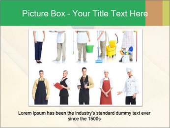 Professional cleaning PowerPoint Template - Slide 15