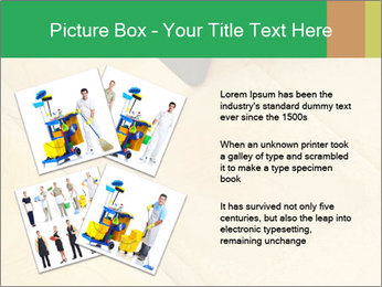 Professional cleaning PowerPoint Template - Slide 23