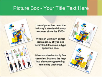Professional cleaning PowerPoint Template - Slide 24