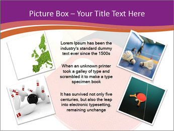 Tennis rackets PowerPoint Templates - Slide 24