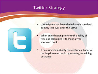 Tennis rackets PowerPoint Templates - Slide 9
