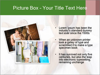 Attractive woman PowerPoint Template - Slide 20