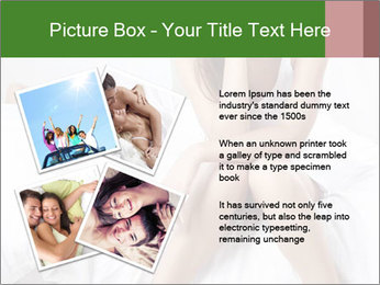Attractive woman PowerPoint Template - Slide 23