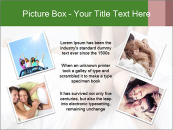 Attractive woman PowerPoint Template - Slide 24