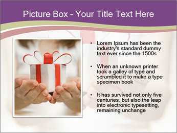 Time gifts PowerPoint Template - Slide 13