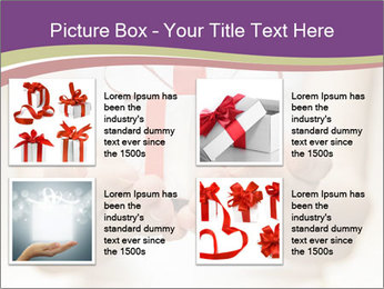 Time gifts PowerPoint Template - Slide 14