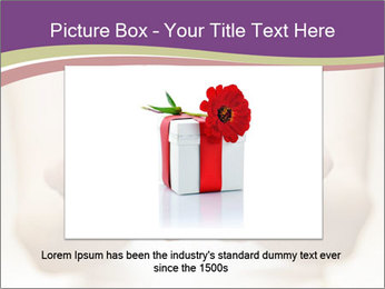 Time gifts PowerPoint Template - Slide 16