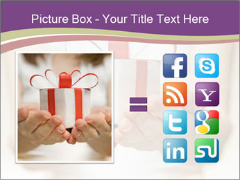 Time gifts PowerPoint Template - Slide 21