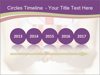 Time gifts PowerPoint Template - Slide 29