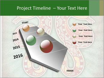 Zodiac PowerPoint Template - Slide 26