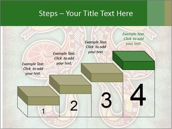 Zodiac PowerPoint Template - Slide 64