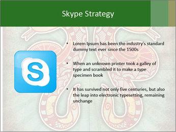Zodiac PowerPoint Template - Slide 8