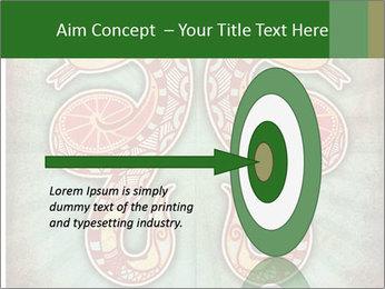 Zodiac PowerPoint Template - Slide 83