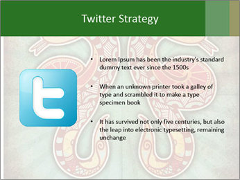 Zodiac PowerPoint Template - Slide 9