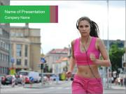 Runner PowerPoint Templates