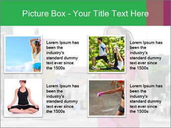 Runner PowerPoint Template - Slide 14