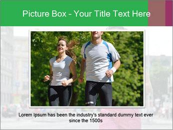 Runner PowerPoint Template - Slide 15
