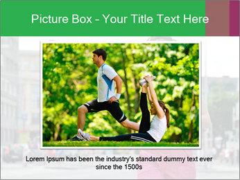 Runner PowerPoint Template - Slide 16
