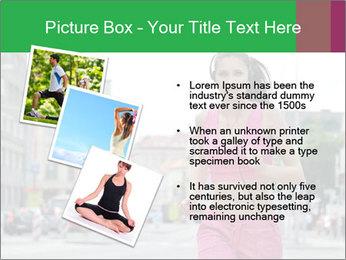 Runner PowerPoint Template - Slide 17
