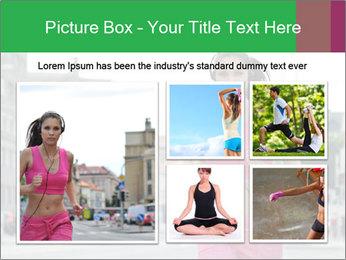 Runner PowerPoint Template - Slide 19