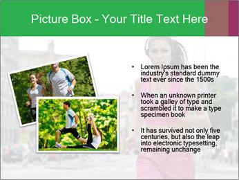 Runner PowerPoint Template - Slide 20