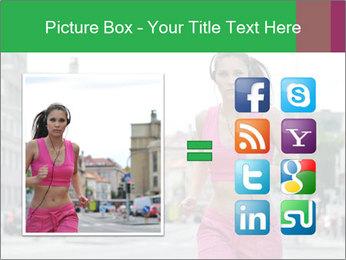 Runner PowerPoint Template - Slide 21