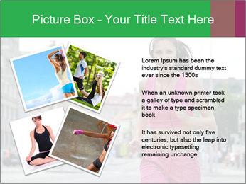 Runner PowerPoint Template - Slide 23