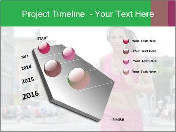 Runner PowerPoint Template - Slide 26