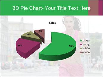 Runner PowerPoint Template - Slide 35
