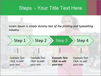Runner PowerPoint Template - Slide 4