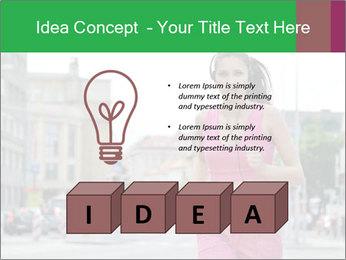 Runner PowerPoint Template - Slide 80