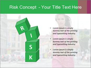 Runner PowerPoint Template - Slide 81