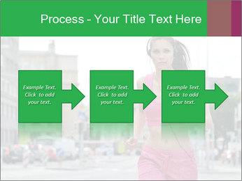 Runner PowerPoint Template - Slide 88