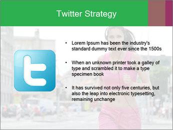 Runner PowerPoint Template - Slide 9