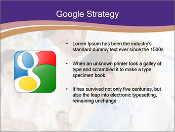Young businesspeople PowerPoint Templates - Slide 10