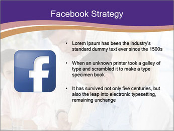 Young businesspeople PowerPoint Templates - Slide 6